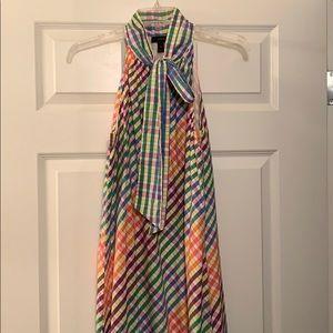 J Crew pastel dress 🌈